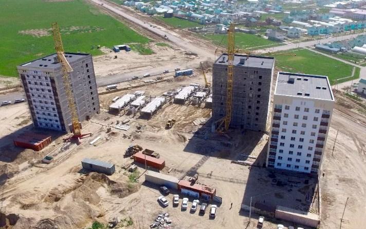 ШЫМКЕНТ: «High Vill Kazakhstan» компаниясы тұрғын үйлердің құрылысын бастады