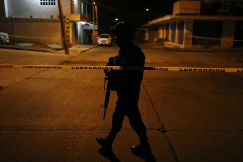 Мексикада 14 полицейді өлтіріп кетті