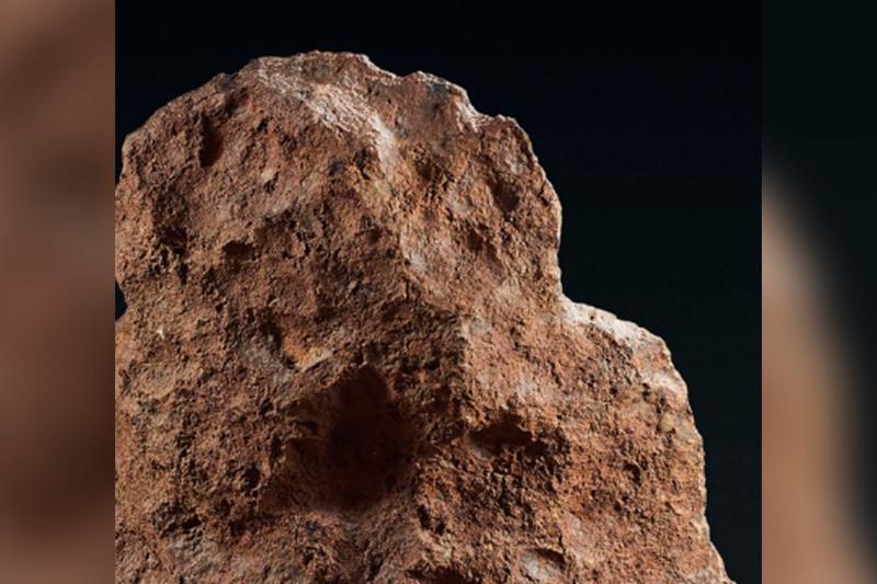Парижде салмағы 364 келі метеорит аукционға қойылды