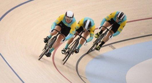 Қазақстандық велошабандоз Азия чемпионы атанды