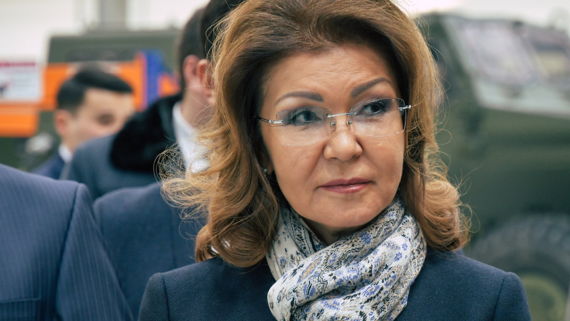Дариға Назарбаева ресми сапармен Мәскеуге барды
