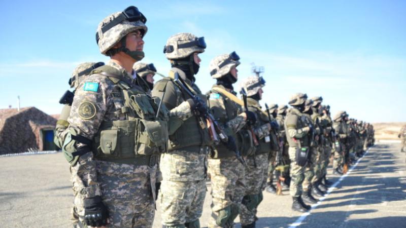 Қазақстан мен Түркия әскерилері өзара білім алмасады
