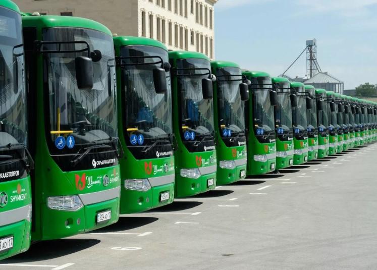 Шымкенттік басқарма автобус компанияларының басшыларына талап қойды