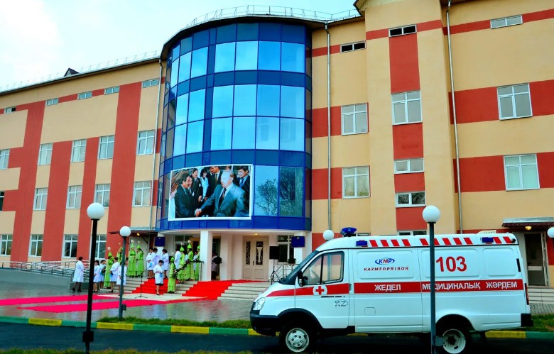 Шымкент қаласында 1000 орындық көпсалалы аурухана салынады