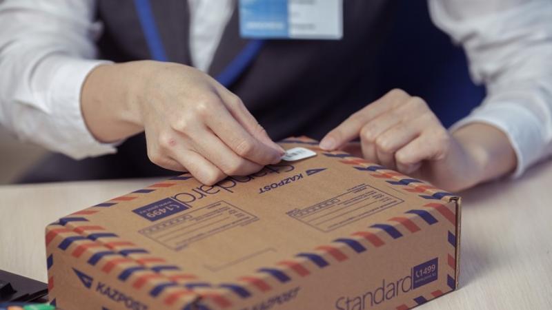 Қазақстанда пошта жөнелтімдерінің уақыты қысқарады