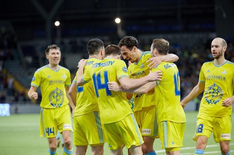 «Астана» Португалияда ағылшындарға қарсы ойнайды