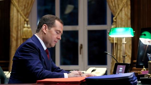 Ресей үкіметі отставкаға кетті