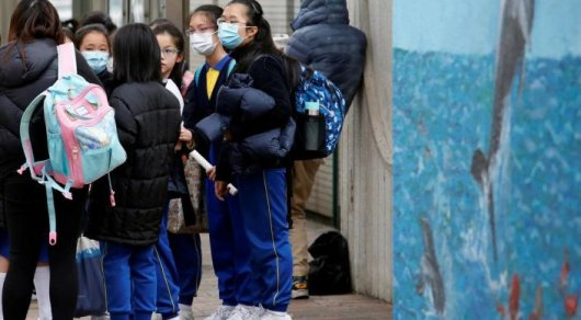 Қытай пневмониясы Жапонияға жетті