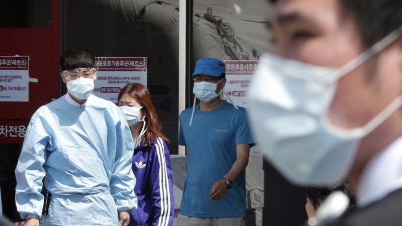 Қытайдағы белгісіз вирус Оңтүстік Кореяда тіркелді