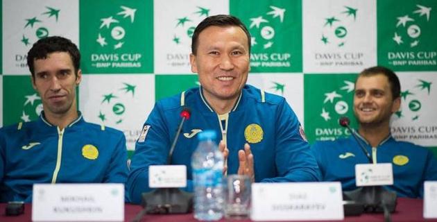 Диас Досқараев Қазақстан теннис федерациясы вице-президенті қызмтінен кетті