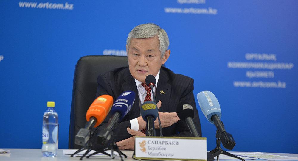 Сапарбаев Қордайдағы оқиғадан кейін мектеп директорларына шүйлікті