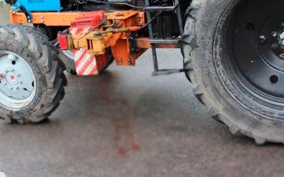 Қостанай облысында 24 жастағы қызды трактор басып кетті (видео)