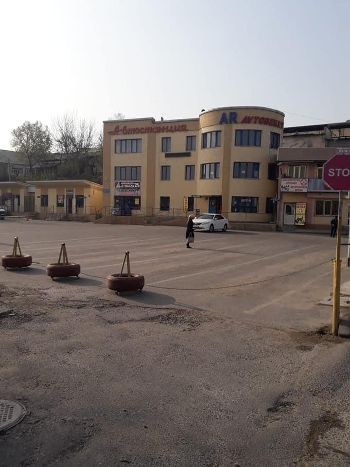 Шымкентте автовокзалдар жұмысын уақытша тоқтатты