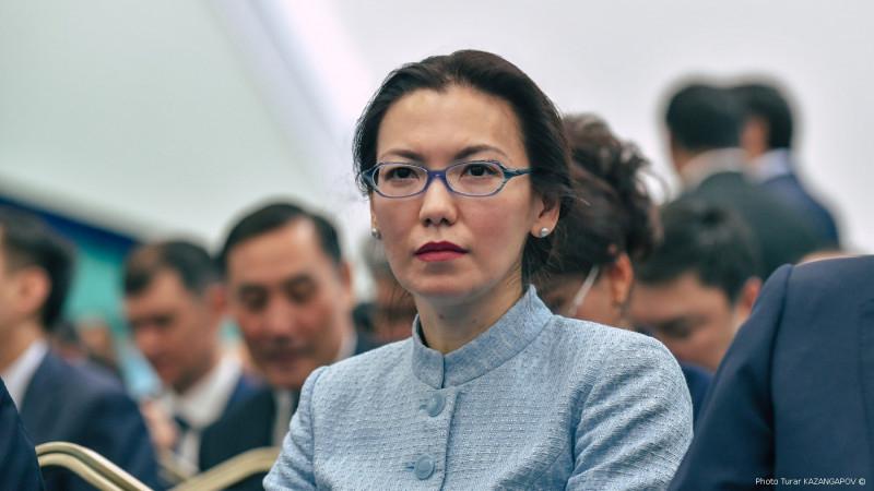 Әлия Рақышева Сенат аппаратының басшысы болып тағайындалды