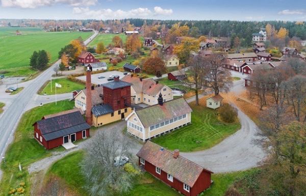 Швецияда курортты ауыл сатылымға қойылды