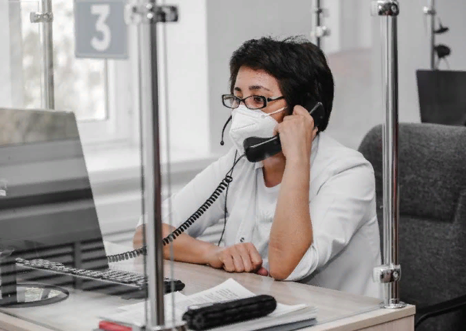 Атырау облысында дәрігерлер  онлайн кеңес береді