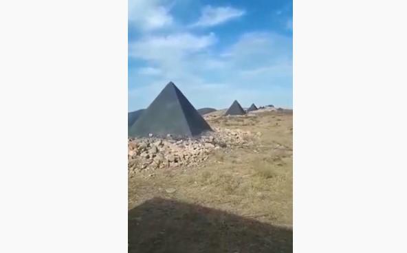 Қазығұрт тауында «індеттің бетін қайтаратын» пирамидалар соғылып жатыр ма? (видео)