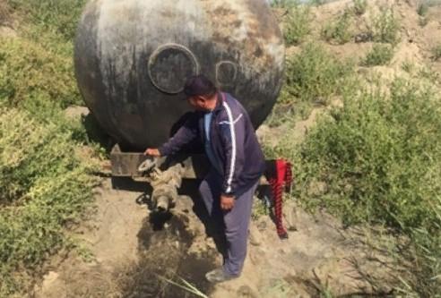 Тоннасы 110 мың: қолдан мұнай жасап, фирмаларға сатқан тұлға сотталды