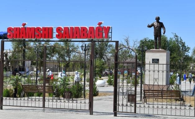 Ең алғашқы Шәмші Қалдаяқов музейі Түркістанда ашылды