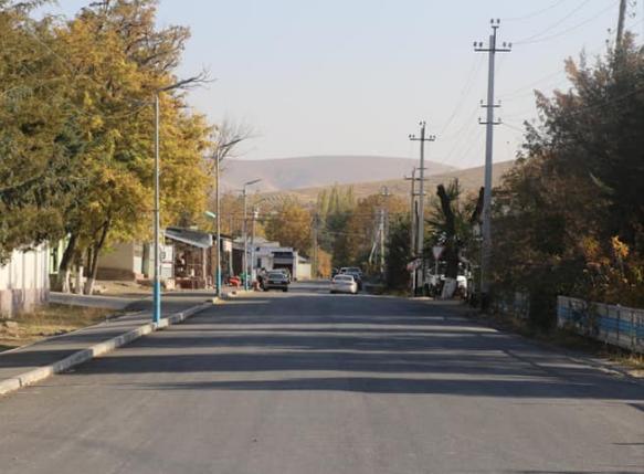 Түркістан облысындағы ауылдар жаңарып жатыр