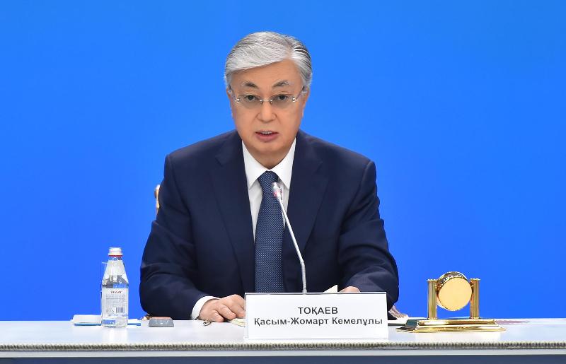 Президент қазақстандықтарға үндеу жасады