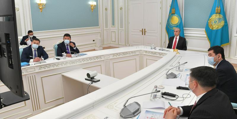 Тоқаев Шетелдік инвесторлар кеңесінің жиынына қатысты