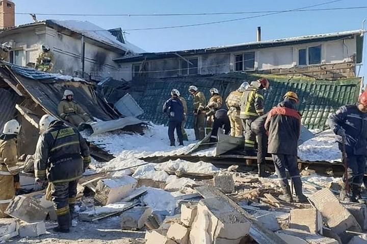 Елордадағы жарылыс кезінде барлығы 33 адам зардап шеккен
