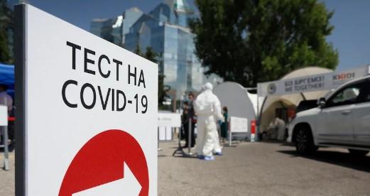 Өткен тәулікте тағы 754 адамнан коронавирус анықталды