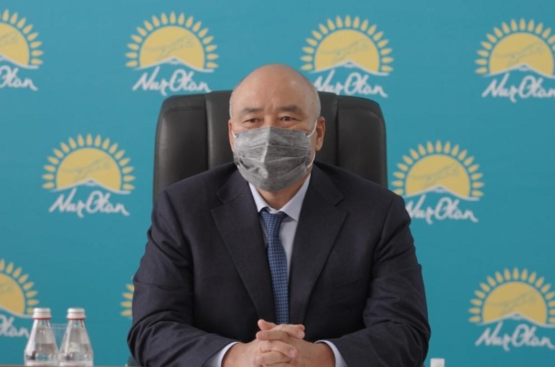 ТҮРКІСТАН: «Nur Otan» партиясынан облыстық мәслихатқа ұсынылған үміткерлер тізімі жарияланды