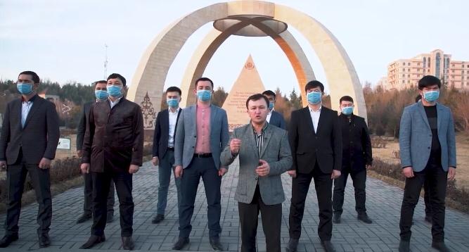 Оңтүстік ақындары елді шулатқан заңға қарсы үндеу жасады (видео)