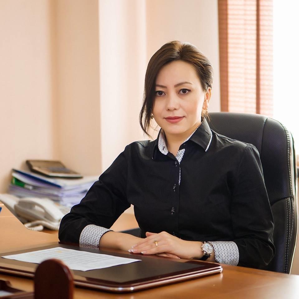 Жанар Бектаева «Нұр Отан» партиясы Шымкент қалалық филиалы төрағасының бірінші орынбасары болып тағайындалды