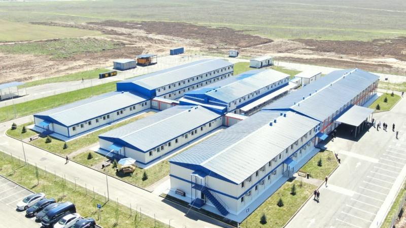 Алматыдағы модульдік аурухана туралы іс: Антикор шу шығармауды сұрайды