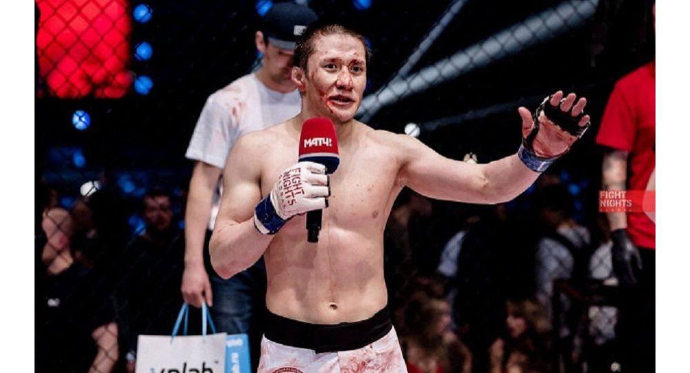 Жалғас Жұмағұлов UFC-дегі екінші жекпе-жегінде жеңіліп қалды (видео)