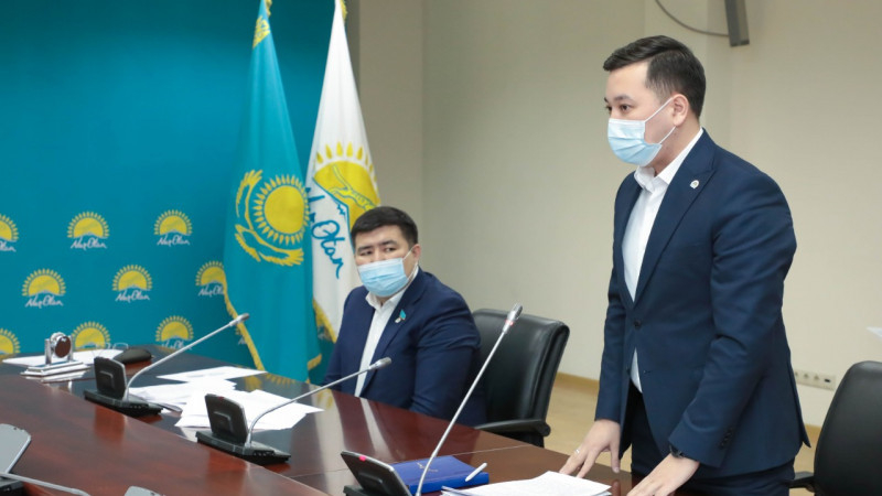 Нұржан Жетпісбаев Jas Otan басшысы болып тағайындалды