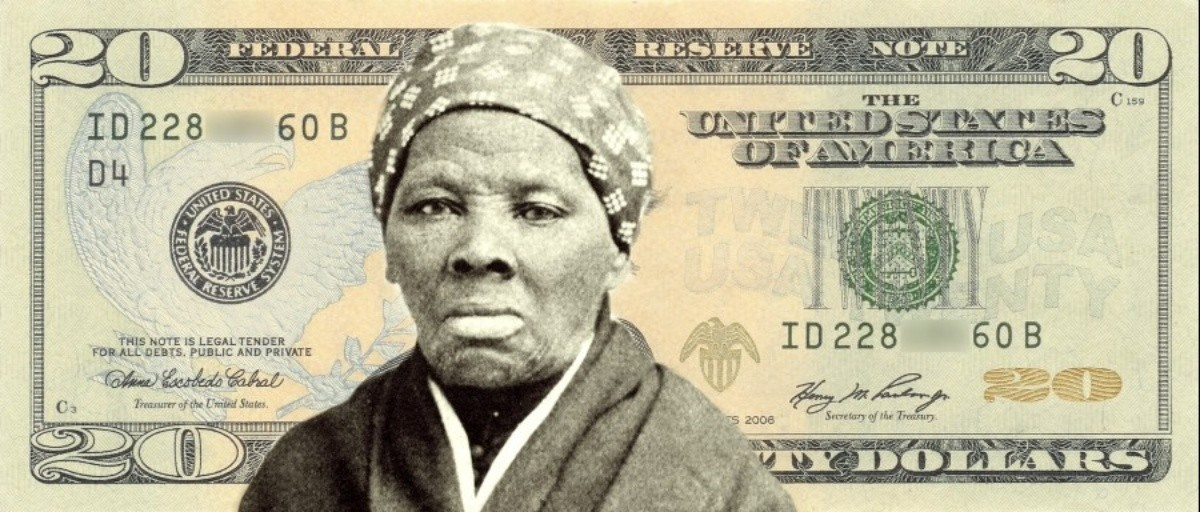 АҚШ долларға қара нәсілді әйелдің бейнесін қоймақшы