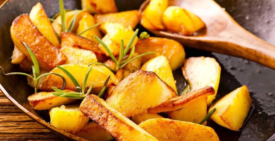 Қуырылған картоп: Жаңа рецепт