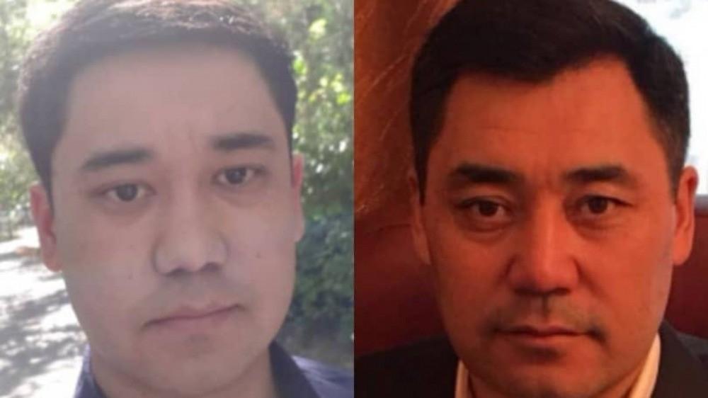 Қазақстаннан Қырғызстан президентінің сыңары табылды