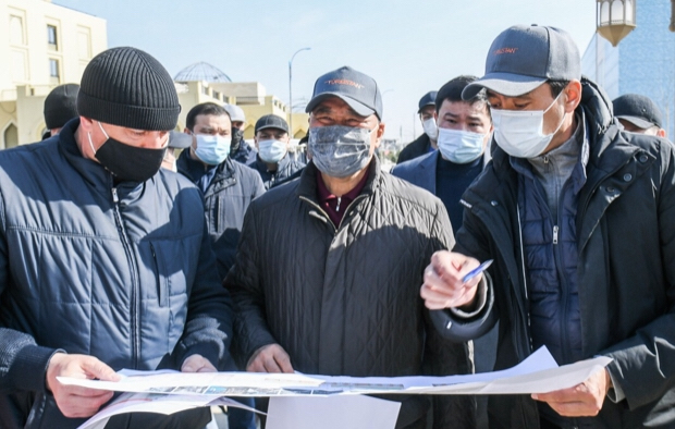 Түркістан тарихтан сыр шертетін ғажап орталыққа айналады