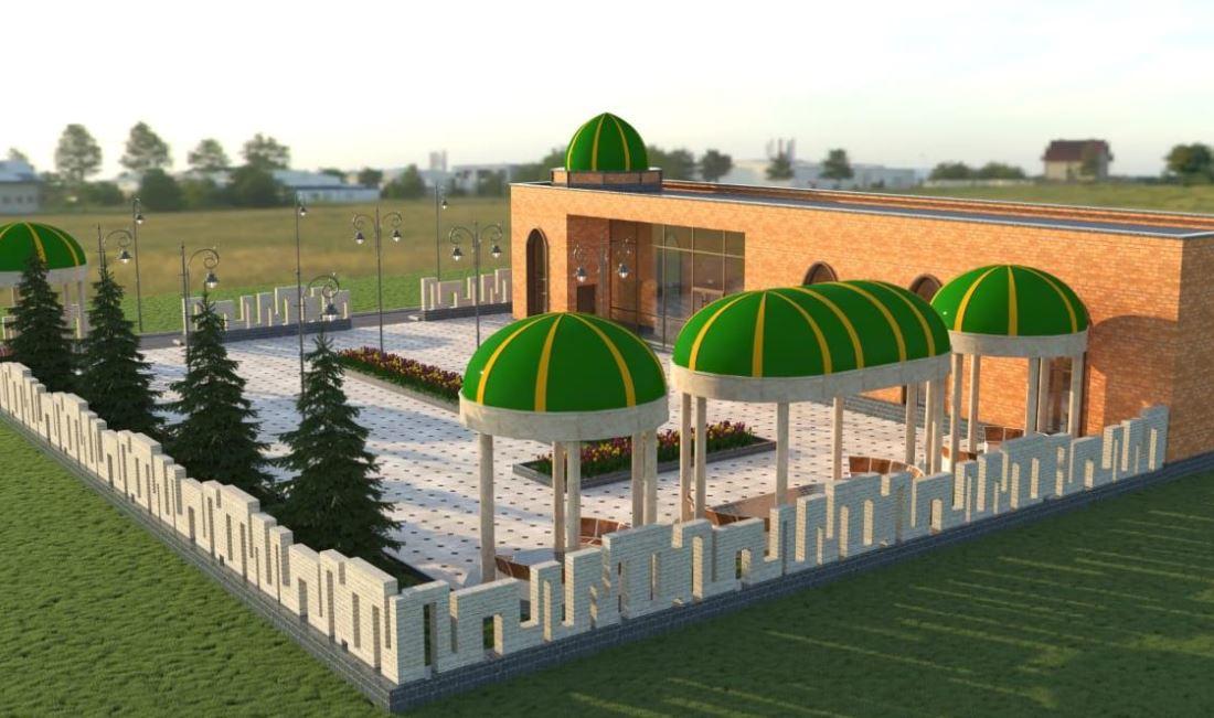 Түркістанда жаңа сапар орталығының құрылысы басталды