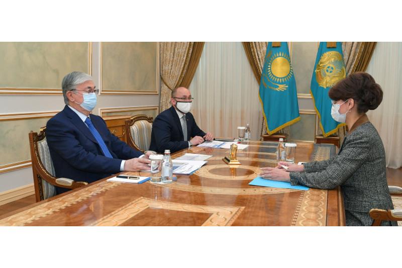Тоқаев Ақпарат министрлігіне бірқатар міндет жүктеді