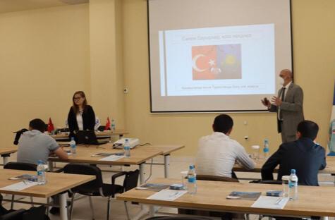 ТҮРКІСТАН: Түркістанда халықаралық симпозиум басталды