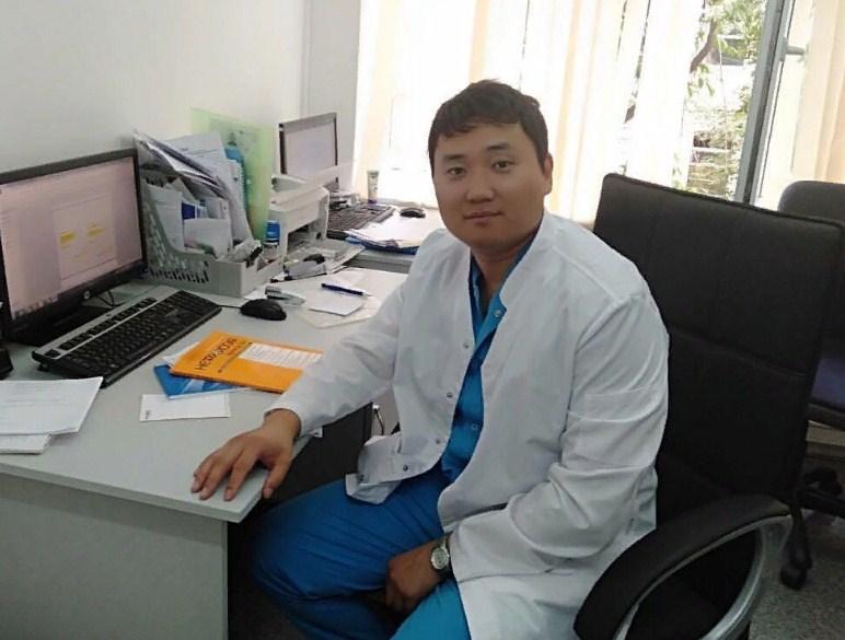 Шымкенттік нефролог Оңтүстік Корея клиникаларында біліктілігін арттырған