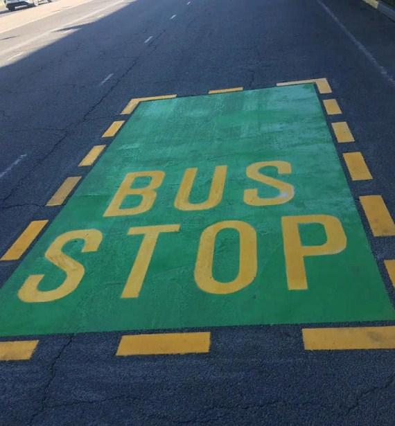 Шымкентте туристік автобустарға арналған тұрақтар пайда болды