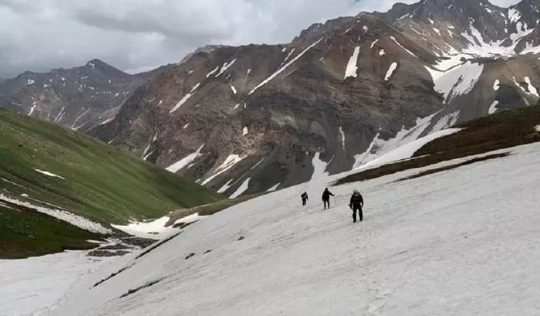 Қасқасу тауында адасқан туристер Өзбекстанға өтіп кеткен болуы мүмкін