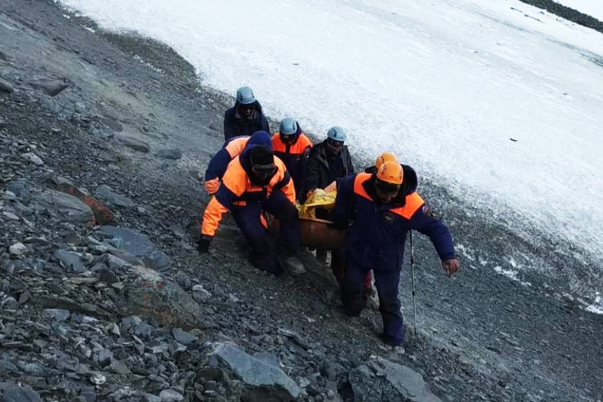 Түркістан облысының тауларында жоғалған екі туристтің денесі табылды