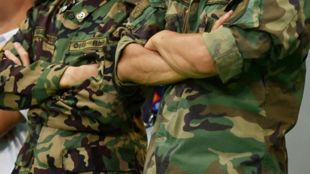 Шығыс Қазақстанда әскери қызметші сотталды
