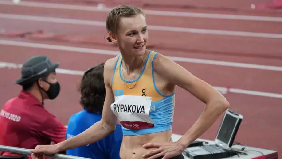 Ольга Рыпакова Токио Олимпиадасының финалына өтпеді