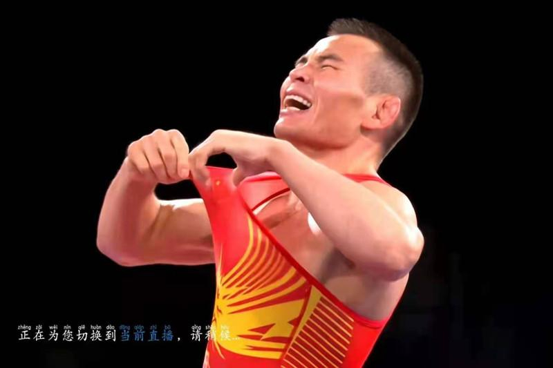 Қытайлық қандасымыз Олимпиаданың қола медалін жеңіп алды
