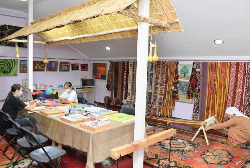 Шымкенттегі «Алтын орда» галереясы туристер тарапынан ерекше қызығушылыққа ие