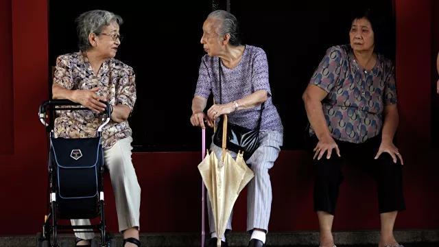 Жапонияда қарттардың саны рекордтық деңгейге жетті